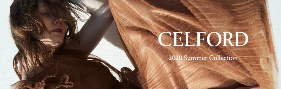 CELFORD 2020 Summer Collection