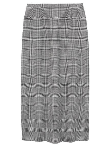 グレンチェックタイトスカート(CHECK-36)