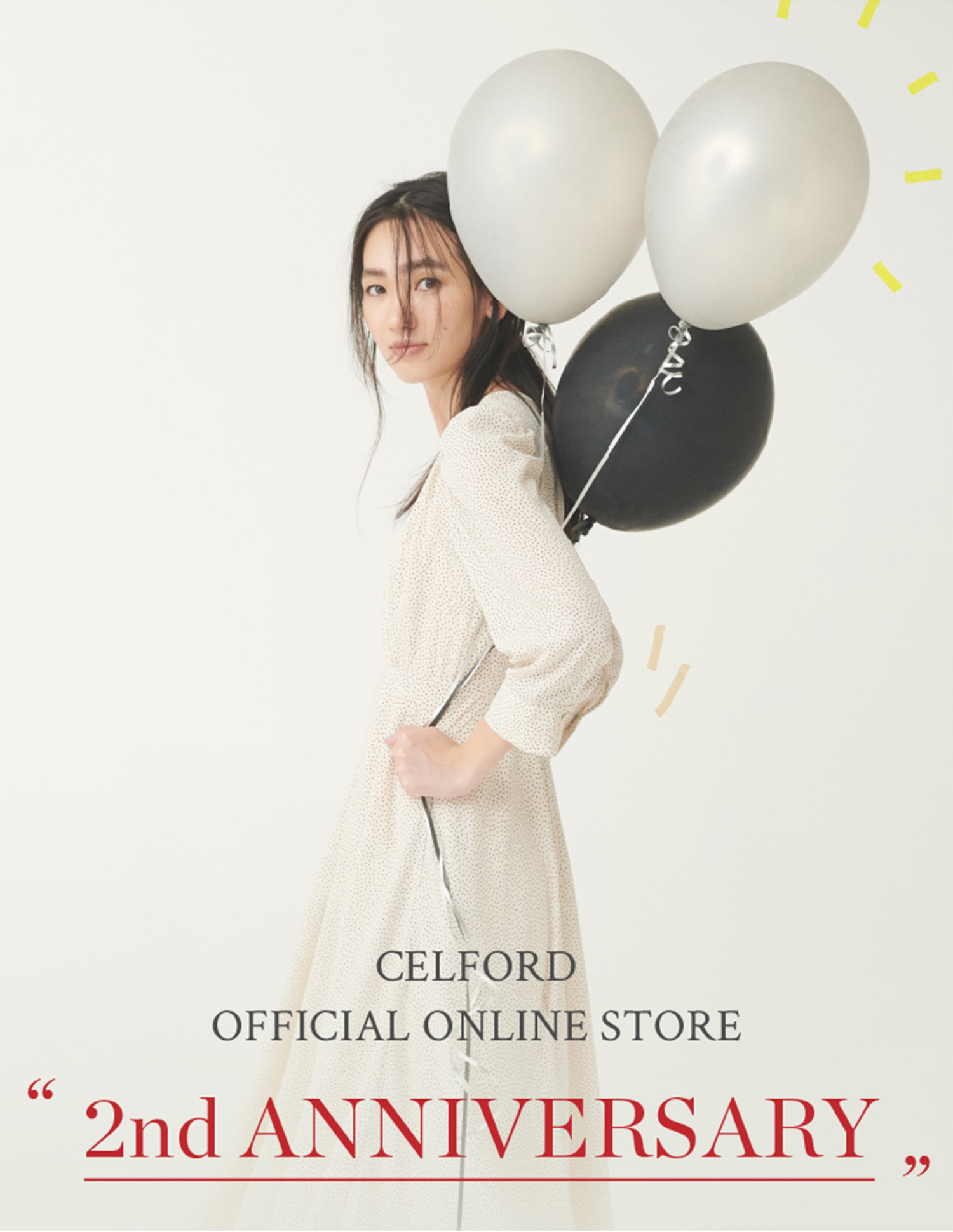 CELFORD OFFICIAL ONILEN STORE 2nd ANNIVERSARY