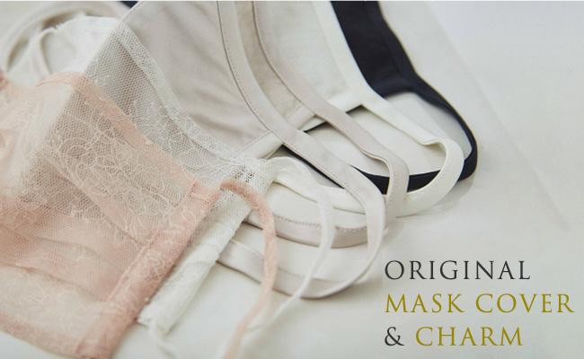ORIGINAL MASK COVER&CHARM