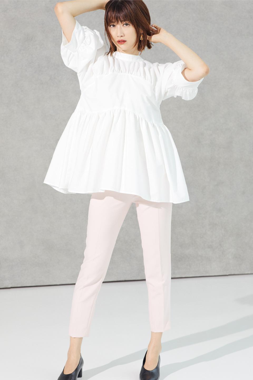 ワンピースを着たヨンア