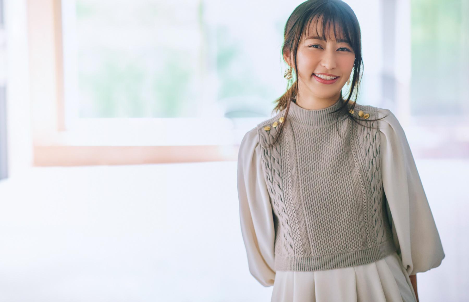 人気キャスターから学ぶ 「好印象」の作り方 第2回 枡田絵理奈さん - 前編 -